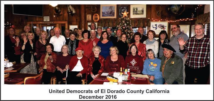United Democrats of El Dorado County