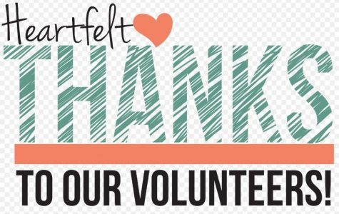 Heartfelt Thanks to our Volunteers!