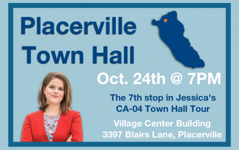 NEWS FLASH!…. Jessica Morse has added a Placerville Town Hall Tour date on Wednesday, Oct. 24th at 7pm…(corrected address:  3397 Blairs Lane, Placerville, Village Center Building.)