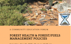 May 18 – South Lake Tahoe Forest Health Forum, Picnic and more!