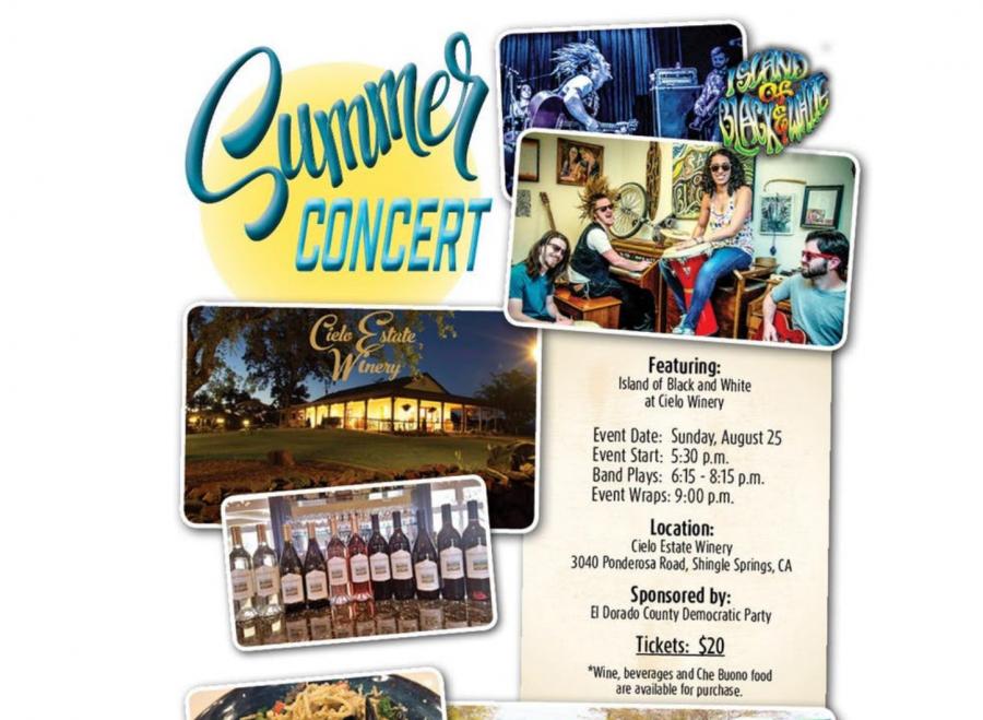 Summer Concert! – Aug 25, 2019