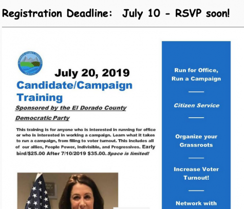 Newsletter July 21, 2019