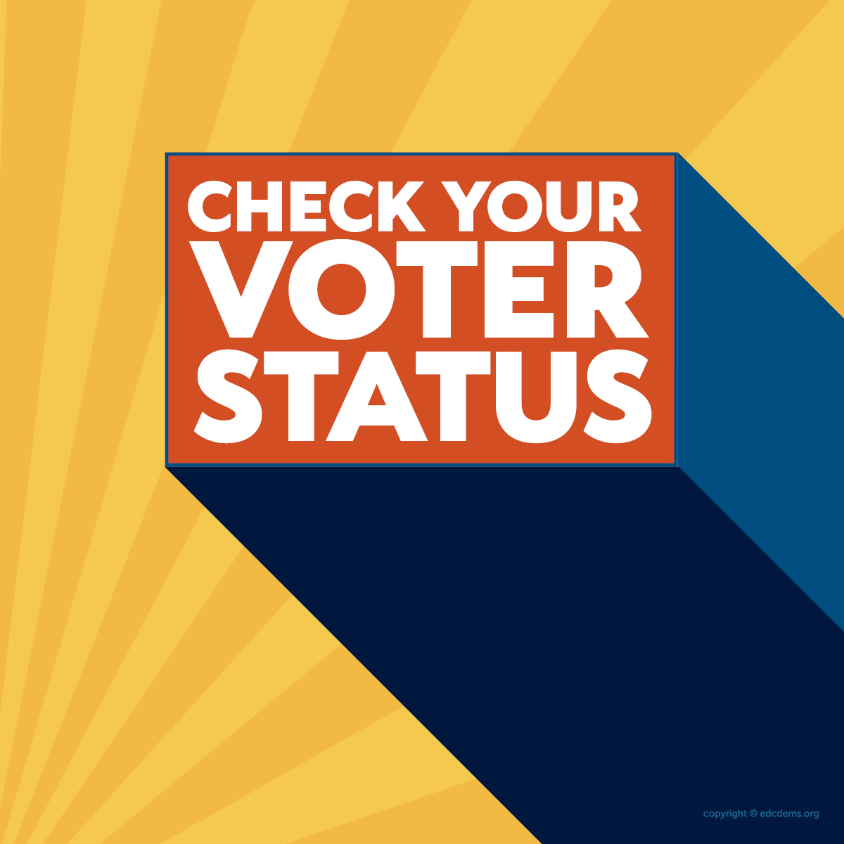 Check You Voter Status