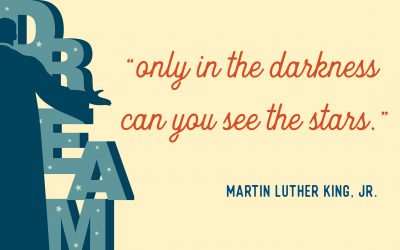 MLK Day – Build a better tomorrow